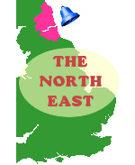 Entry point for North East England